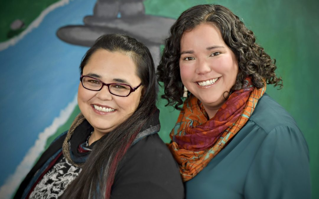 Throat Singing Workshop with Lynda and Heidi
