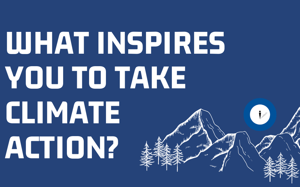 What inspires climate action?
