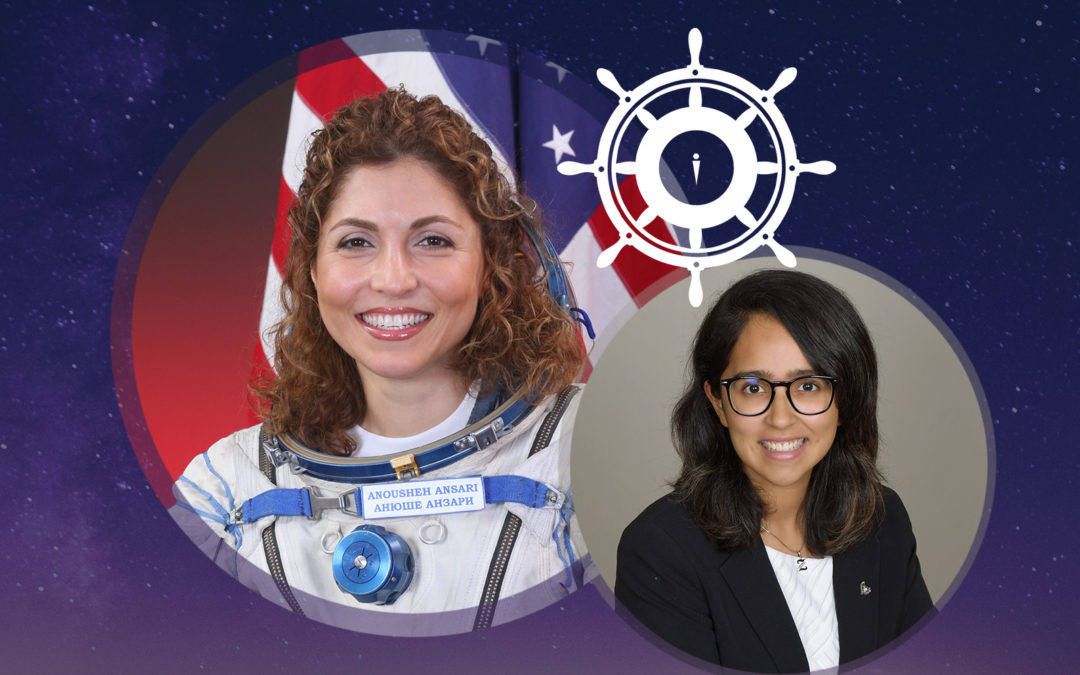 Anousheh Ansari: First Female Private Space Explorer