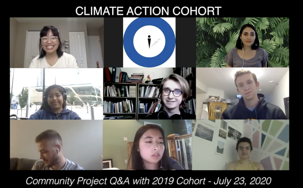 Recap & Briefing: Climate Action Cohort Webinar Series